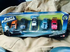 2017 Mattel Fast & Furious set of 5 Cars 1:55 NIP NEW  road muscle off road ICE