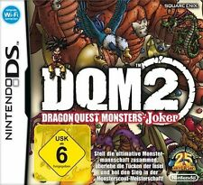 Nintendo DS GIOCO-DRAGON QUEST MONSTERS: Joker 2 (con imballo originale)