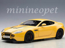 AUTOart 70252 2015 ASTON MARTIN V12 VANTAGE S 1/18 MODEL CAR YELLOW TANG