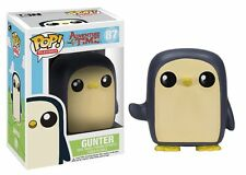 FUNKO BOBBLE HEAD POP CULTURE ADVENTURE TIME GUNTER VINYL FIGURE NEW!
