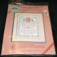 Dimensions From the Heart Cross Stitch Kit Wedding Remembrance Record 53531 MIP