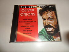 Cd   Oliver Onions  ‎– The Very Best Of