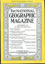 National Geographic September 1943 (No Map)