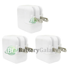 3 USB Battery Home Wall AC Charger Adapter for TAB TABLET Apple iPad 2 2nd GEN
