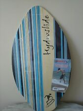 "Nash Sports Hydroslide  35"" Cross Layered Wood Skimboard New In Shrink Wrap"