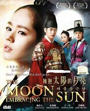 The Moon Embracing The Su  Korean TV Drama Dvd -English Sub, NTSC All Region