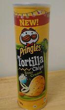 180gram Tubo de tortilla chips crema agria-Pringles-Envíos A Todo El Mundo