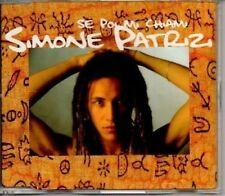 (AE614) Simone Patrizi, Se Poi Mi Chiami - 2002 CD