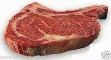 BONE-IN CHOICE BEEF RIB EYE STEAKS 8 / 16 oz