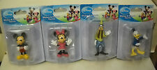 #7519 NRFC Set of 4 Mickey & Friends Miniature Figures