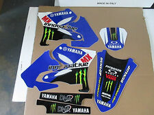 TEAM  INNOVATIVE MX  GRAPHICS  YAMAHA YZ125 YZ250 YZ  2002-2014