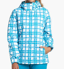 [75 98] ROXY NWT WOMENS BLUE AMERICAN PIE JACKET 10K SIZE S SMALL MSRP: $159.95