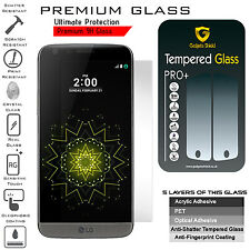 3 X Genuine Gadget Shield LG G5 Tempered Glass Quality Ultimate Screen Protector