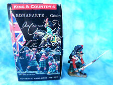 King & Country retired - NA67 - 42nd Highlander kneeling