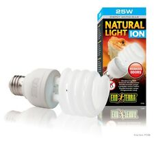 Exo Terra Natural Light Ion Deodorizing Lamp (25 Watt)