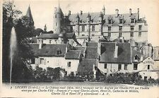 BF16032 loches i et l le chateau royal france