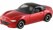 Tomy Tomica No.26 Mazda Roadster (box) Red 1 : 57