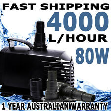Biopro Aquarium Fish Tank Submersible Aqua Fountain Pond Water Pump 4000lph