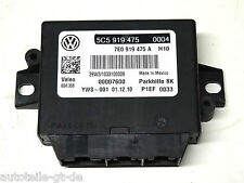 VW The Beetle 5C PDC Steuergerät 8K Einparkhilfe 5C5919475 ECU for parking aid