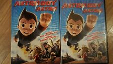 astro boy DVD, 2010 (english and français)