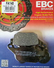 Ebc/fa140 Pastillas De Freno (trasera) - Triumph Tiger 800 xc/xr/xcx / xrx, Daytona 675