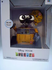 "GSR ROBOT Grande/Big ""Wall-E U-COMMAND"", Disney, personaggio 26cm, NUOVO/NEW/NEUF!"