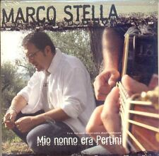 Marco STELLA - Mio Nonno era Pertini (promo) - CD Single - MUS