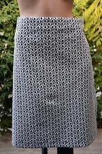 Katies Geo Print Pull On Skirt Size 2XL-22 NEW Comfy Elastic Waist. rrp-$49.95