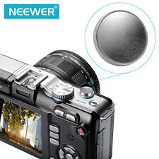 Silver Concave Metal Soft Shutter Release Button For Fujifilm X100