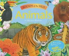 Pledger Sounds Ser.: Sounds of the Wild: Animals by Valerie Davies (2015,...