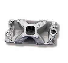 Weiand 7530WND Team G Intake Manifold 265-400 Small Block Chevy