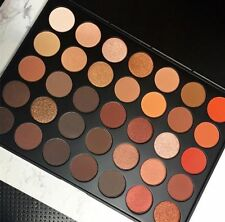 Genuine MORPHE BRUSHES 35O EYESHADOW PALETTE SHADOW NATURE GLOW 1ST Class