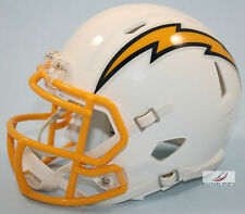 SAN DIEGO CHARGERS (2016 COLOR RUSH) Riddell Speed Mini Helmet