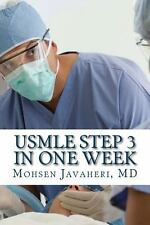 USMLE Step 3 in One Week : 2000 Short Questions and Answers by Mohsen...