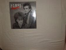 Hambi – Promises -Disco 33 Giri LP Album Vinile Stampa ITALIA 1987 (Sigillato)