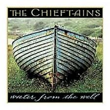 THE CHIEFTAINS - WATER FROM THE WELL  CD  17 TRACKS WORLDMUSIC  NEU