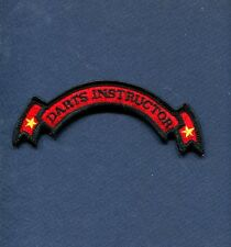 DARTS INSTRUCTOR Aircrew Readiness Training US Navy Helicopter Squadron Patch