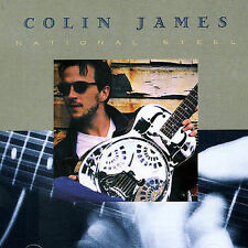 National Steel Colin James MUSIC CD
