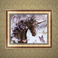 Horse 5D Diamond Embroidery Painting Cross Stitch DIY Craft Home Decor