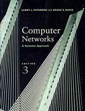 Computer Networks: A Systems Approach, 3rd Edition (The Morgan Kaufman-ExLibrary