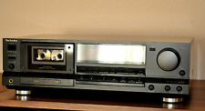 Technics rs B 765 cassette audio Deck table platine tapedecks magnétophones