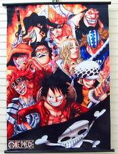 One Piece in 2 jahren Anime Manga Wallscroll Stoffposter 60x90cm Neu