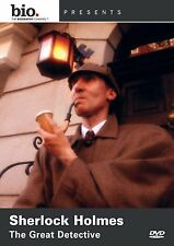 BIOGRAPHY - SHERLOCK HOLMES: THE GREAT DETECTIVE NEW AND SEALED