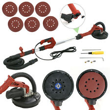 Drywall Sander 710W Commercial Electric Adjustable Variable Speed Sanding Pad