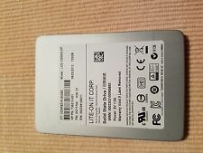 128Gb SSD Lite-On Lcs128M 2.5Inc 7mm Thin Profile. Fits Laptops and MacBook Pro