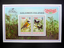 SOLOMON ISLANDS Wholesale 1997 Xmas Bangkok M/Sheet x 100 NEW LOWER PRICE FP1094