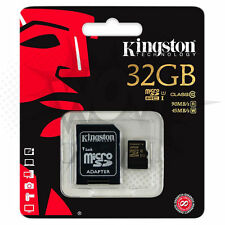 Kingston R 90MB /s 32GB micro SD micro SDHC UHS-I U1 Memory Card Class 10
