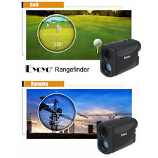 6xZoom Golf Range Finder Golfscope Scope Distance Sport Hunting Yard Measure