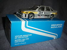 191B Provence Moulage Kit Renault 21 Turbo 88  Bousquet Super Production 1:43