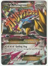 Pokemon Shiny Mega Metagross EX #XY35 - Rare/Holo-Foil Pokemon Trading Card